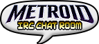 Metroid IRC Chat